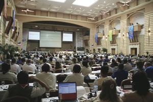 37 World Scout Conference Yasmine Hammamet, Tunisia, September, 5-9 2005
