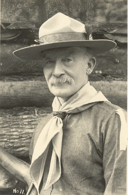 Baden Powell Postcards