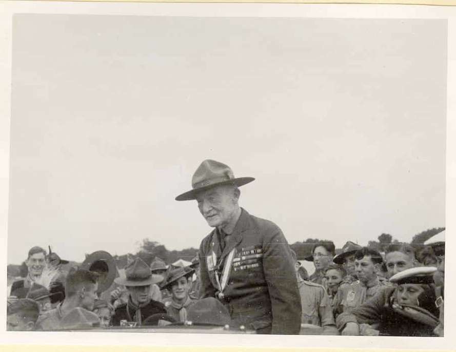 The Baden Powell Life, 1937 BP Jamb