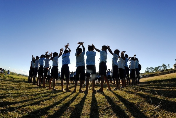 Messenger of Peace,  World Scout Photo Contest 2014