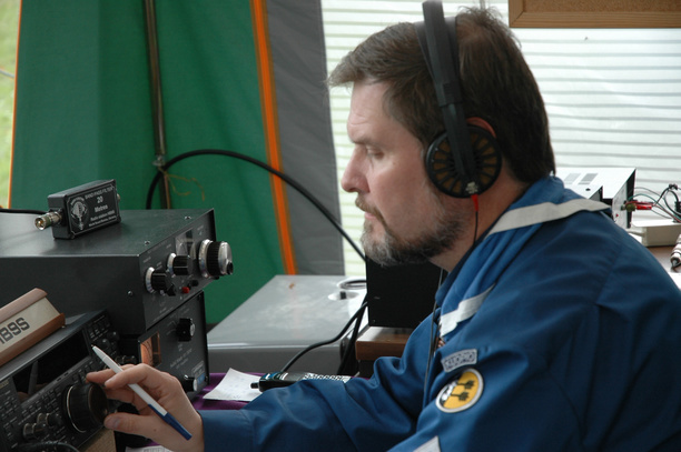 Jamboree on the Air and Jamboree on Internet JOTA-JOTI is an annual event when Scouts and Guides all over the world make contact with each other by means of Radio (JOTA) or the Internet (JOTI).