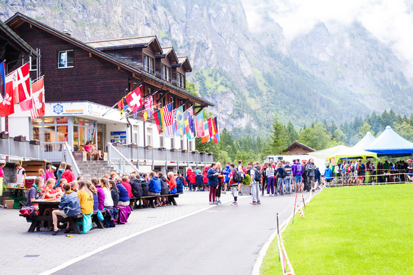 Activities at Kandersteg International Scout Center (KISC)