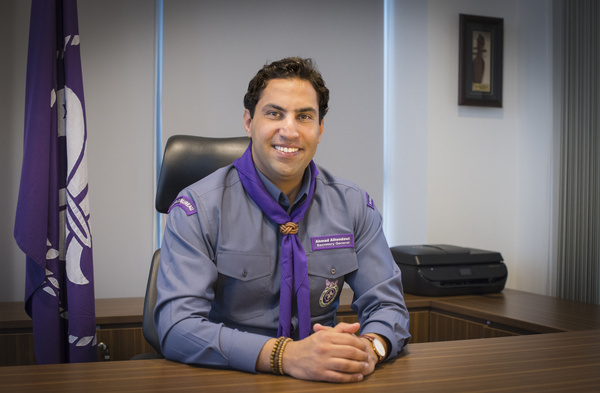 Mr. Ahmad Alhendawi, Secretary General of the World Organization of the Scout Movement
