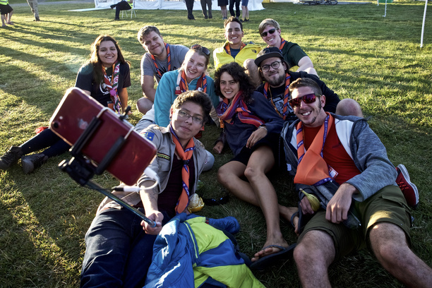 15th World Scout Moot, Iceland 2017