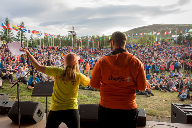 15th World Scout Moot Iceland
