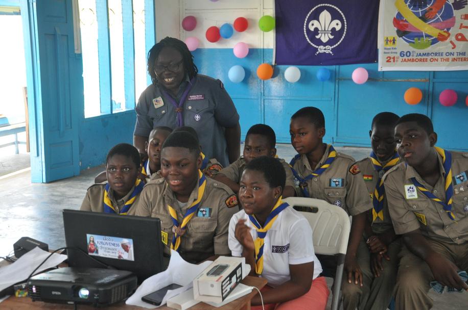 Jamboree on  the Air & Jamboree on the Internet (JOTA JOTI ) Worldwide activities