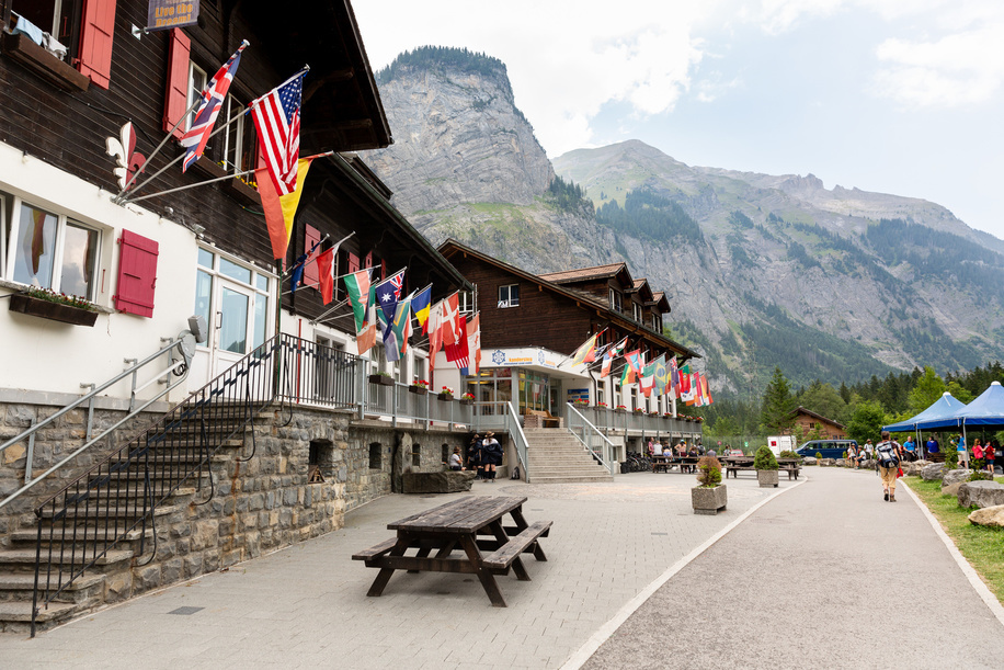 Kandersteg International Scout Center