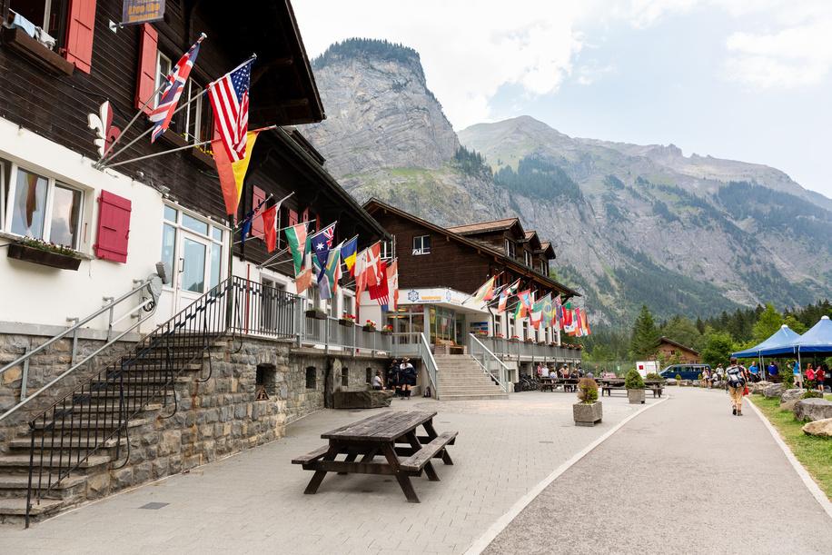 Kandersteg International Scout Center