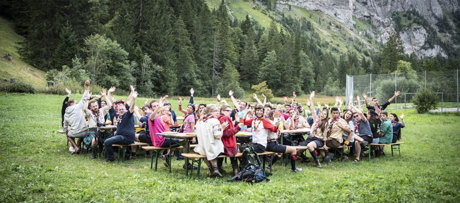 Dinner Celebration during the International Rover week