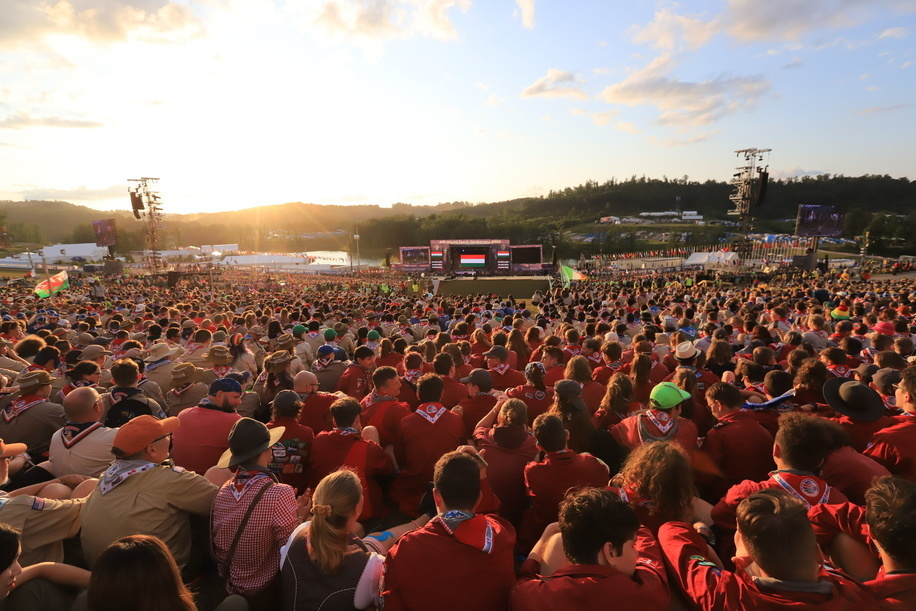 Opening Ceremony WorldScoutJamboree 2019 Opening Ceremony of World Scout Jamboree 2019