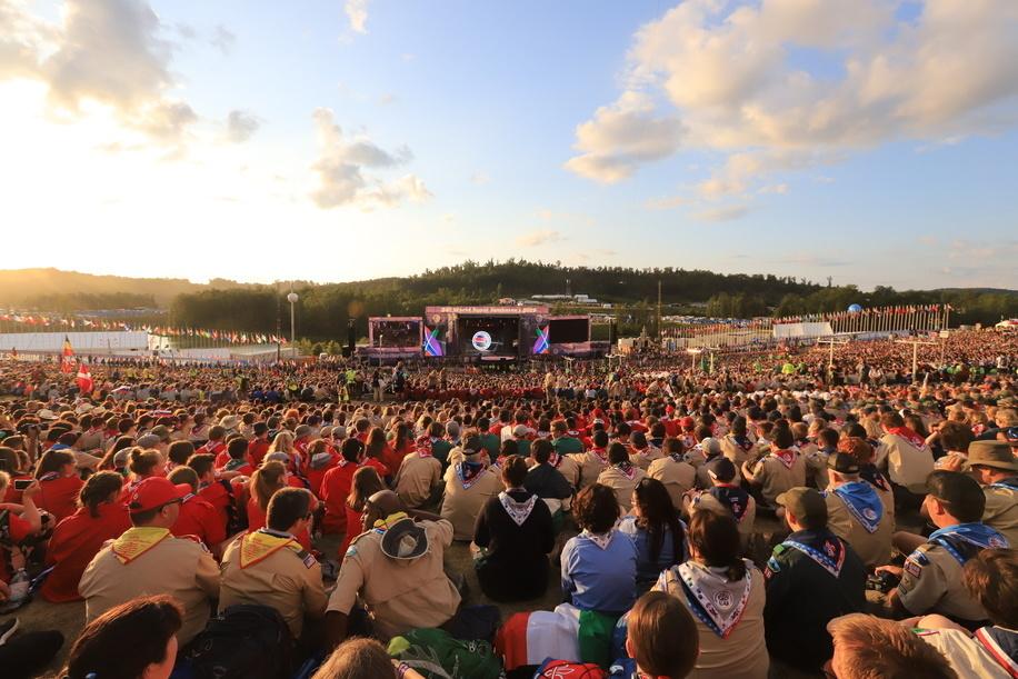 Opening Ceremony WorldScoutJamboree 2019 Opening Ceremony of World Scout Jamboree 2019