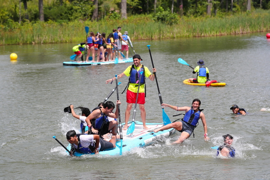 SUP(Stand Up Paddle)Activity WorldScoutJamboree 2019