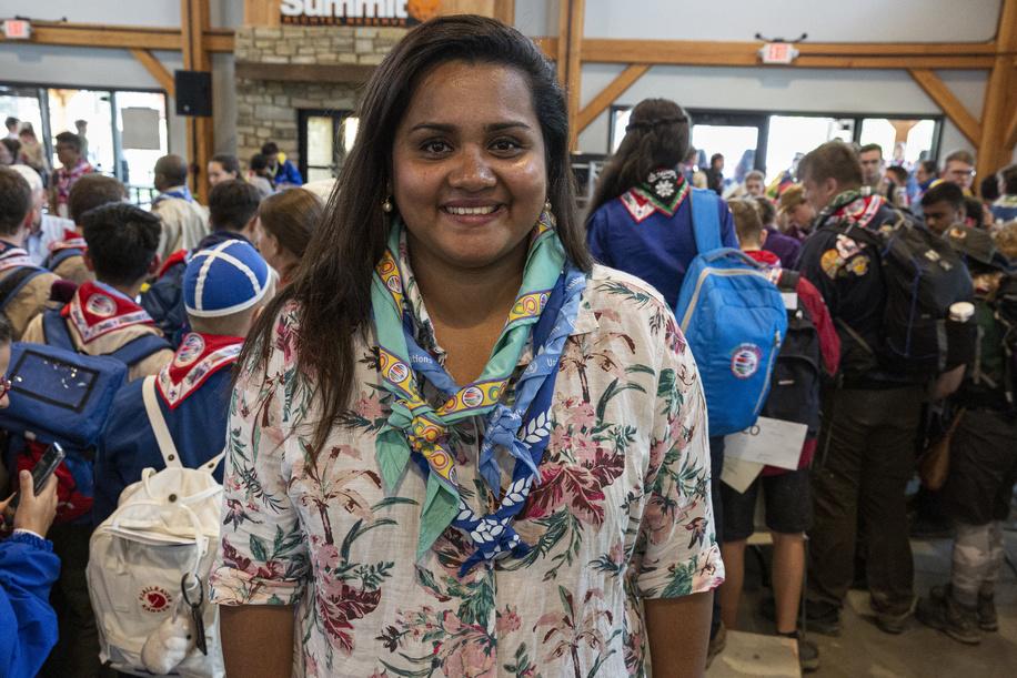 Jayathma Wickramanayake, United Nations Secretary-General's Envoy on Youth.