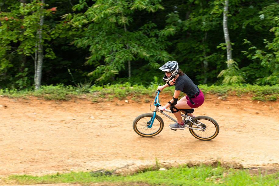 BMX bikes at the World Scout Jamboree