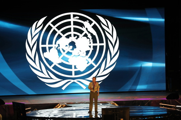 Former Secretary General of UN, Mr.Ban Ki Moon visited WSJ 2019