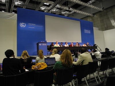 UN Climate Change Conference, Doha