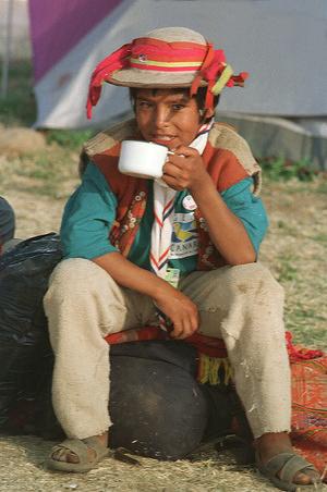 19th World Scout Jamboree, Chile 1999 Hacienda de Picarquin Chile