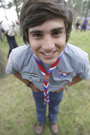 22nd World Scout Jamboree, Sweden 2011