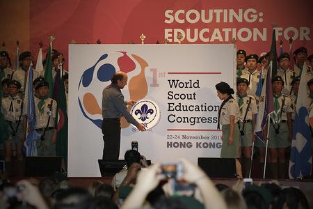 1st World Scout Education Congress, Hong Kong 2013