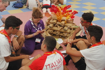 wosm scout activity