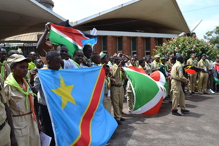 7th Africa Scout Youth Forum, 24 – 27 August 2015, Ggaba National Seminary, Kampala – Uganda