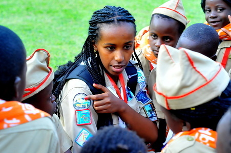 16th Africa Scout Conference, 28 August to 1 September 2015, Speke Resort Munyonyo, Kampala, Uganda