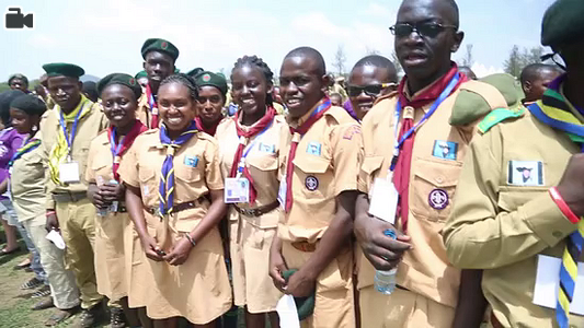 Video highlights from the opening ceremony of the 2017 All Africa Scout Day celebrations held at the Magereza Grounds Kisongo, Arusha, Tanzania