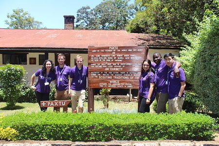 Induction Workshop of the 2017-2020 World Scout Committee held from 5-8 October 2017 at Outspan Hotel in Nyeri, Kenya A visit conducted by a delegation of World Scouting, Africa Scout Region and Kenya Scouts Association to assess the situation of Scouting with refugees at Dadaab Refugee Camp in Dadaab Sub County, Garissa County in Kenya.
