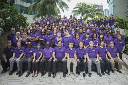 World Scout Bureau STAFF - 2018