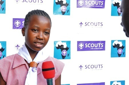 """Africa Scout Day celebrations held on 10th March 2018 held at the City Sports Stadium under the theme """"Uniting Young People Through Scouting"""" A visit conducted by a delegation of World Scouting, Africa Scout Region and Kenya Scouts Association to assess the situation of Scouting with refugees at Dadaab Refugee Camp in Dadaab Sub County, Garissa County in Kenya."""