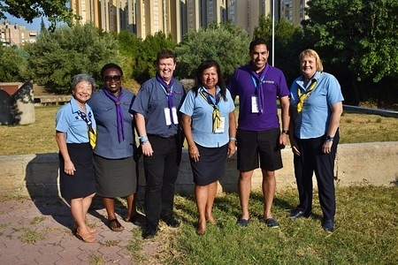 WOSM - WAGGGS Consultative Committee 2019